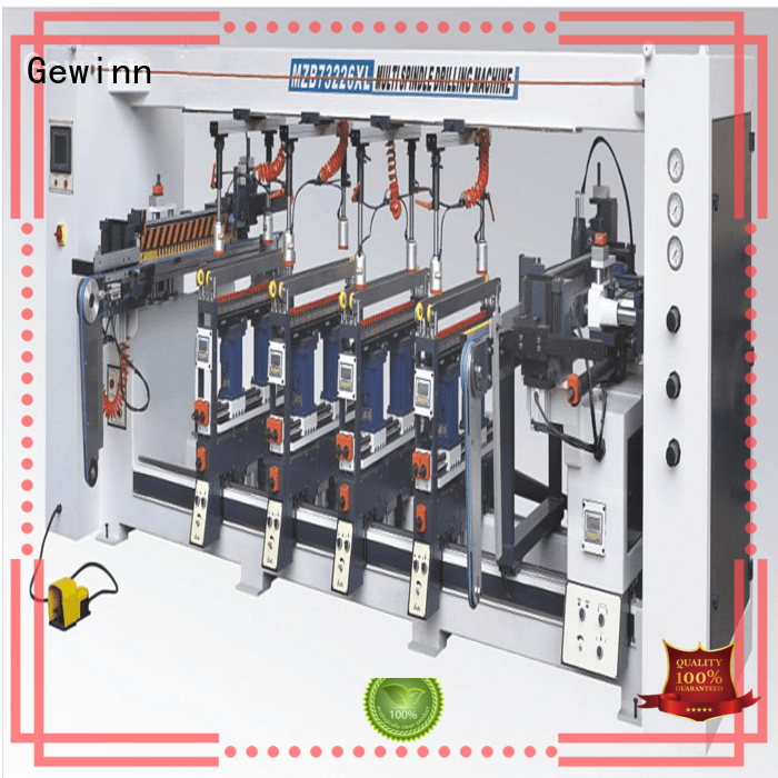 Gewinn woodworking boring machinery supplier easy-operation for production