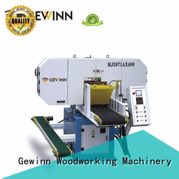 Gewinn grooving horizontal band saw high-performance