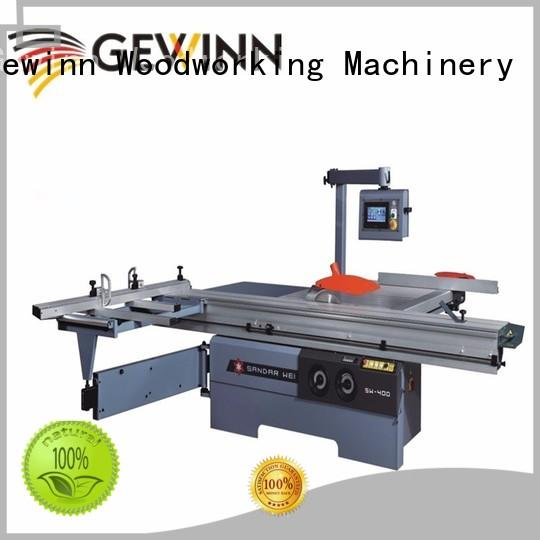 Gewinn four sides sliding table saw automatic for cnc working