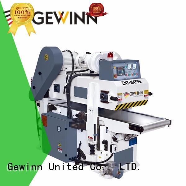 Gewinn solid wood processing fast-installation for milling