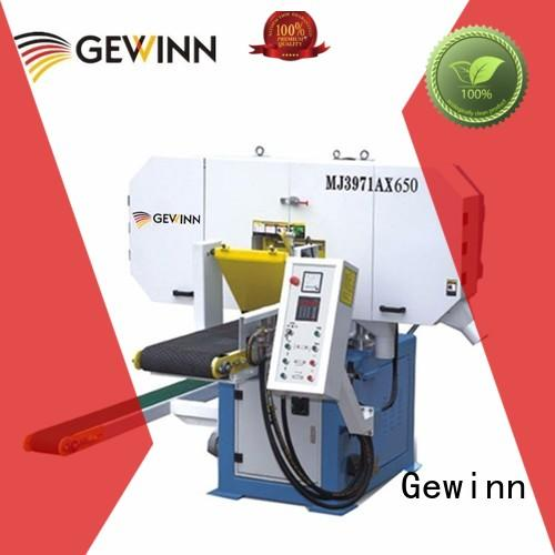 grooving horizontal bandsaw for sale customized