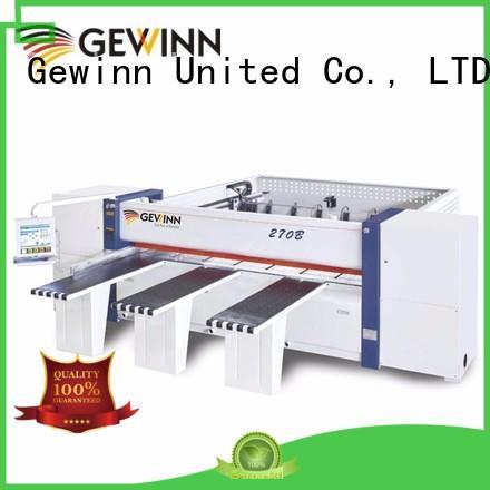 Gewinn high-quality woodworking cnc machine saw for customization