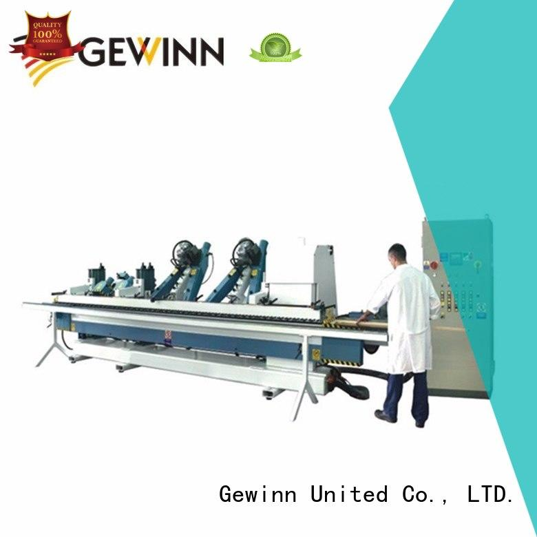Gewinn automatic edge sander jointing for wood board