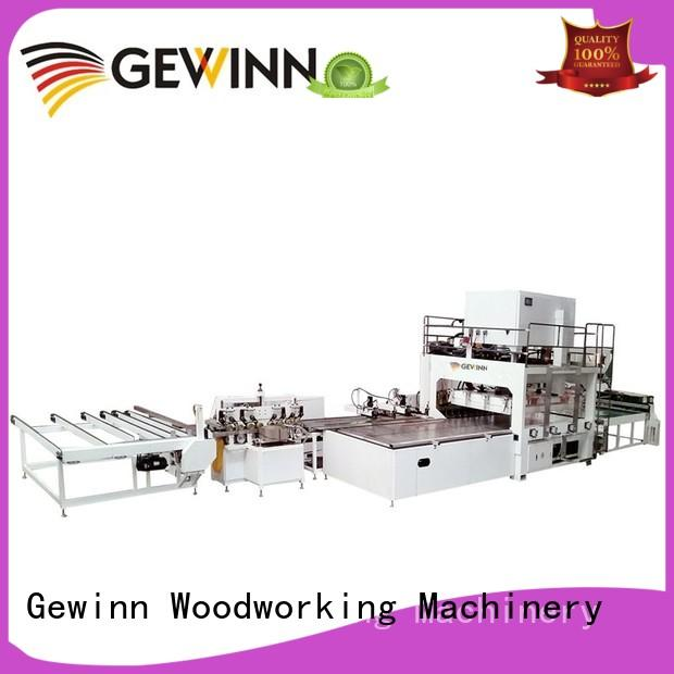 Automatic HF Board Jointing (Furniture Panel) Production Line