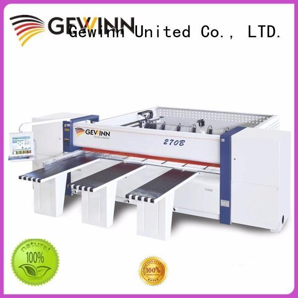 Gewinn high-quality woodworking machinery supplier machine for cutting