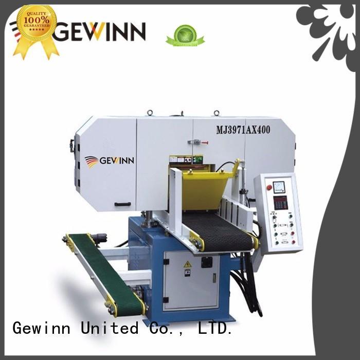 Gewinn woodworking equipment easy-operation for customization