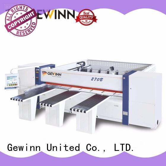 Gewinn auto-cutting woodworking machinery supplier machine for cutting