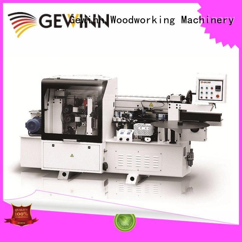 modular wood edger machinery rounding wood Gewinn