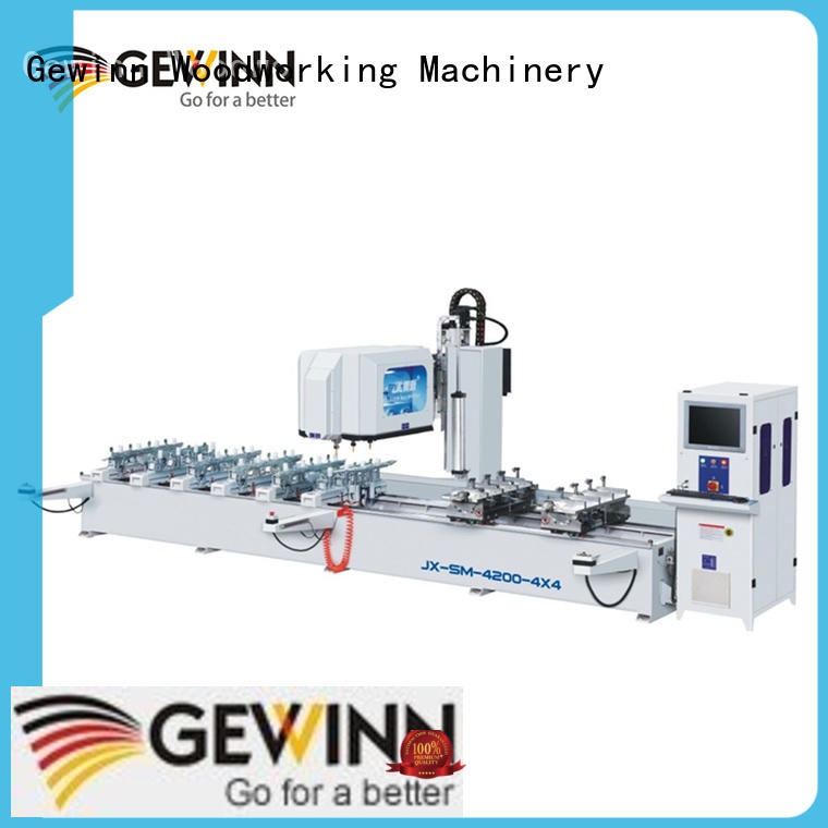 Gewinn 360 degree tenoning machine tenoner for woodworking