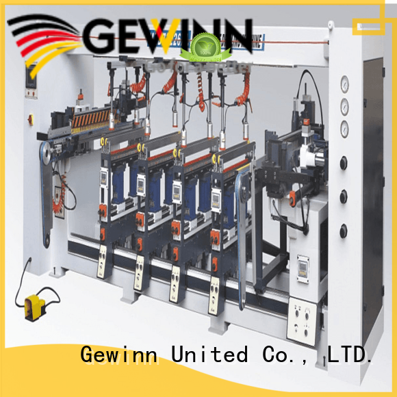 machine woodworking single Gewinn Brand wood boring machinery factory manufacture