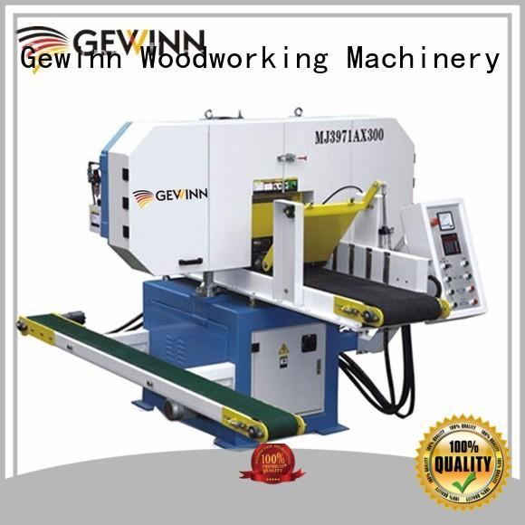 oak log sawing Gewinn Brand woodworking equipment