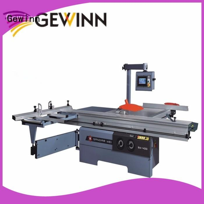 Straight cutting sliding table saw/board cutting panel saw SW-400C