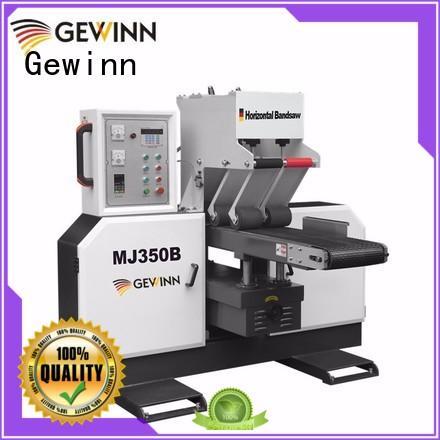 Gewinn woodworking machinery supplier easy-installation for bulk production