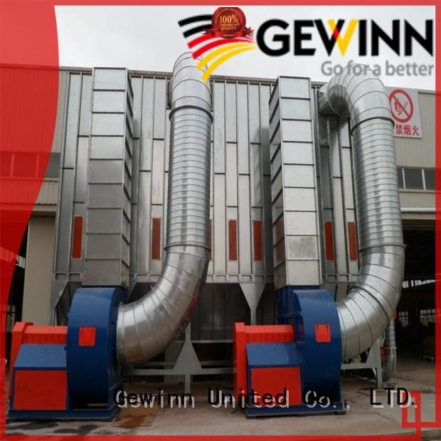 Gewinn powerful dust collector types wood production