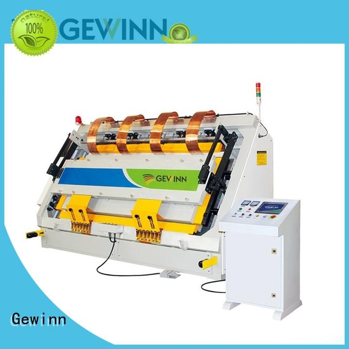 Gewinn automatic best high frequency machine top brand for hinge hole