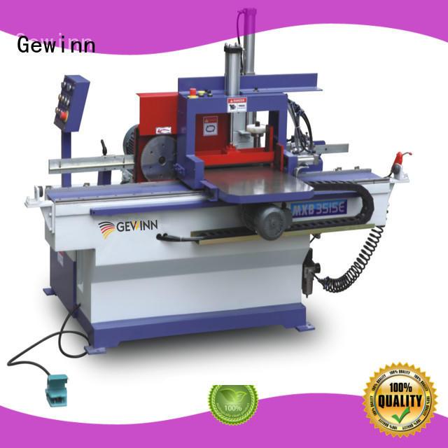 Gewinn Brand joint finger finger joint shaper press supplier