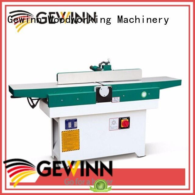 Gewinn heavy-duty wood planer machine planing machine for furniture