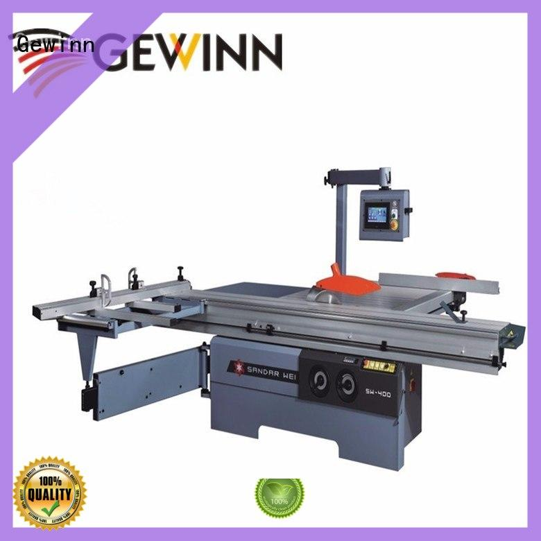 Gewinn auto-cutting woodworking cnc machine saw