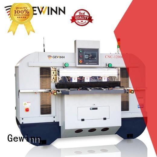 Gewinn 360 degree tenoning machine machine for cnc tenoning