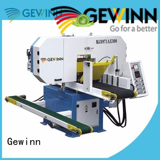 Gewinn high-quality woodworking equipment machine for cutting