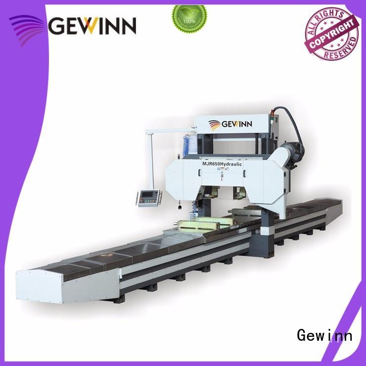 sliding saw panel table Gewinn Brand portable sawmill for sale supplier
