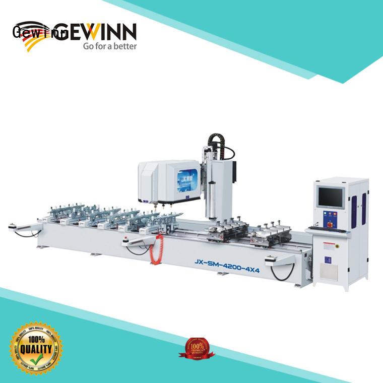 double ended tenoning machine rotary tenon