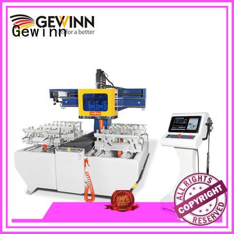 360 degree tenoning machine mortise for cnc tenoning