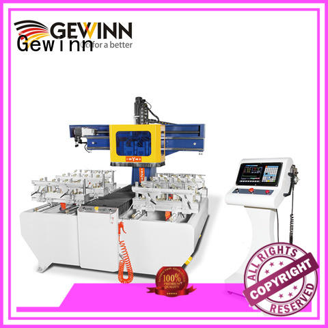360 degree tenoning machine mortise for cnc tenoning