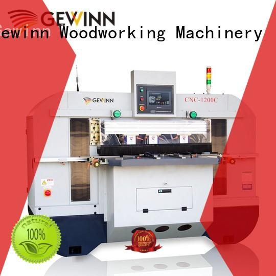 Gewinn double ended cnc tenoner degree