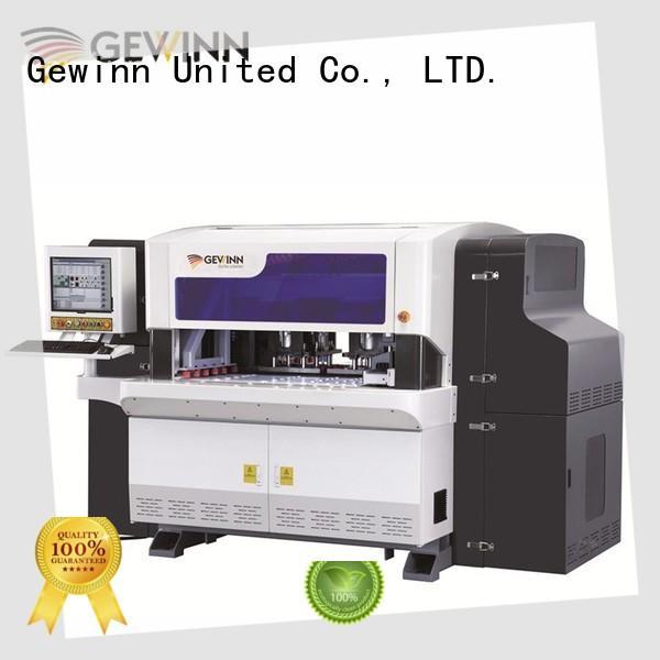 Gewinn high-end woodworking machinery supplier easy-operation for customization