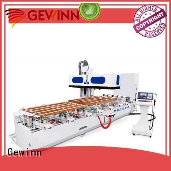 double ended tenoning machine high-efficiency for cnc tenoning