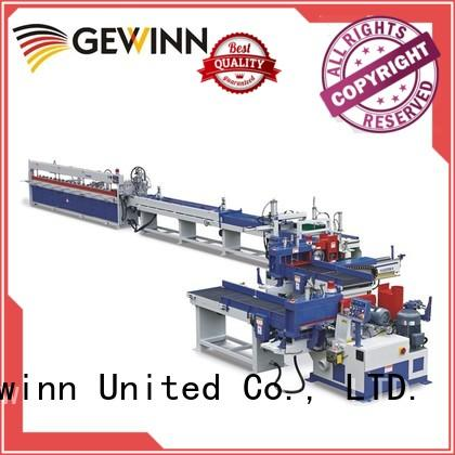 Full Automatic Finger Jointing Line(Motor-Driven)