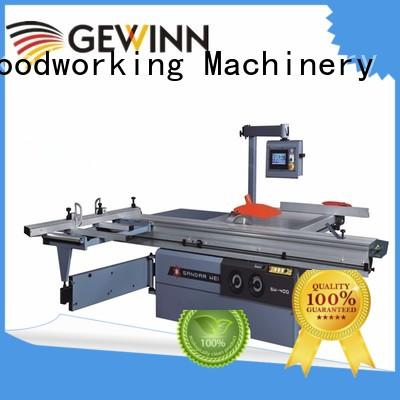 Gewinn four sides sliding table saw for sale centre for wood working