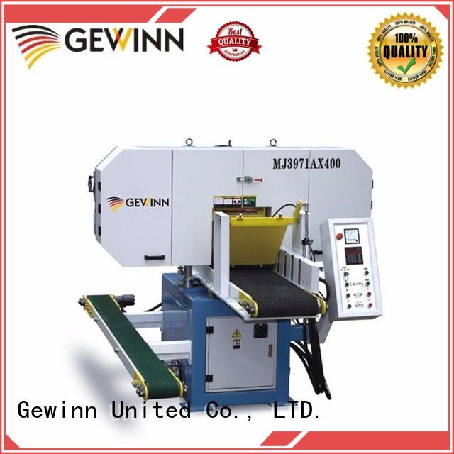 Gewinn auto-cutting woodworking machinery supplier easy-operation for bulk production