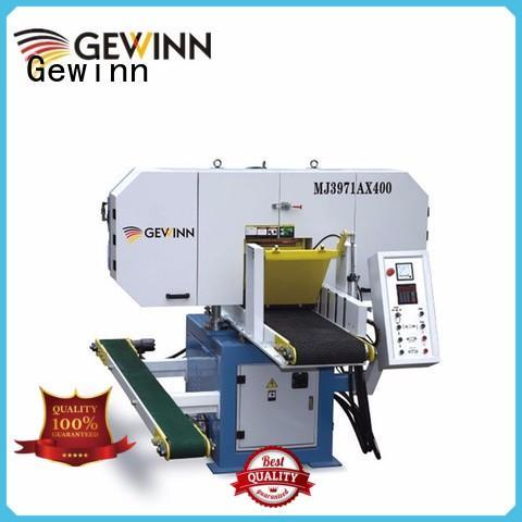 Gewinn auto-cutting woodworking machinery supplier saw for bulk production
