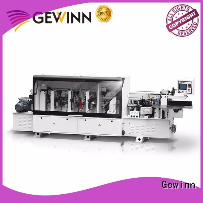 Gewinn high-effciency edge banding machine fast delivery wood working