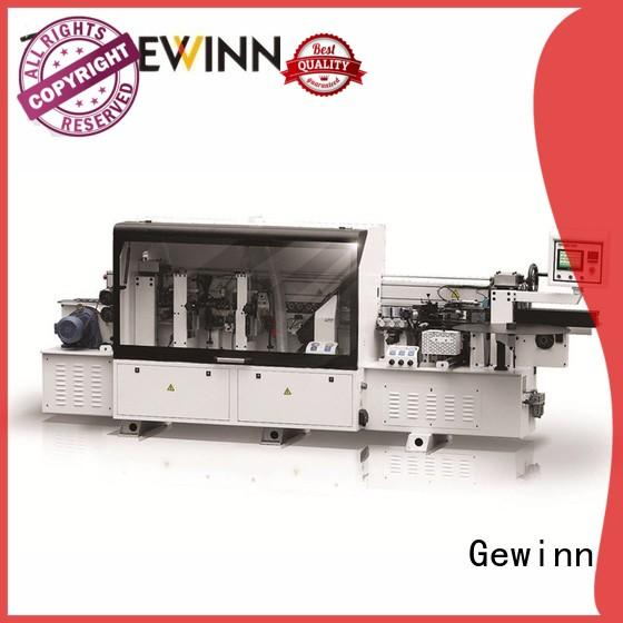 Gewinn wood edge planer equipment fast delivery door