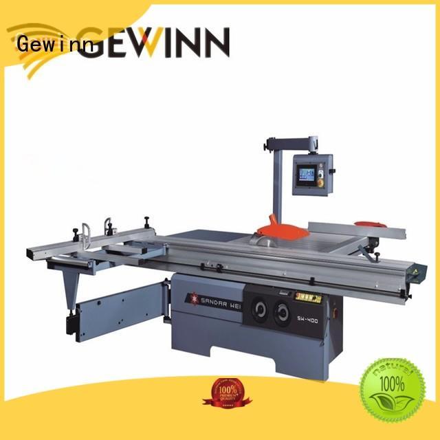 sliding table panel saw cutting sliding table saw Gewinn Brand