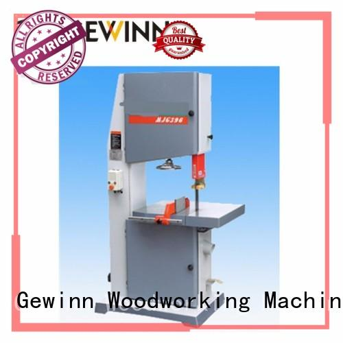 Gewinn vertical vertical band saw machine machine for wood cutting