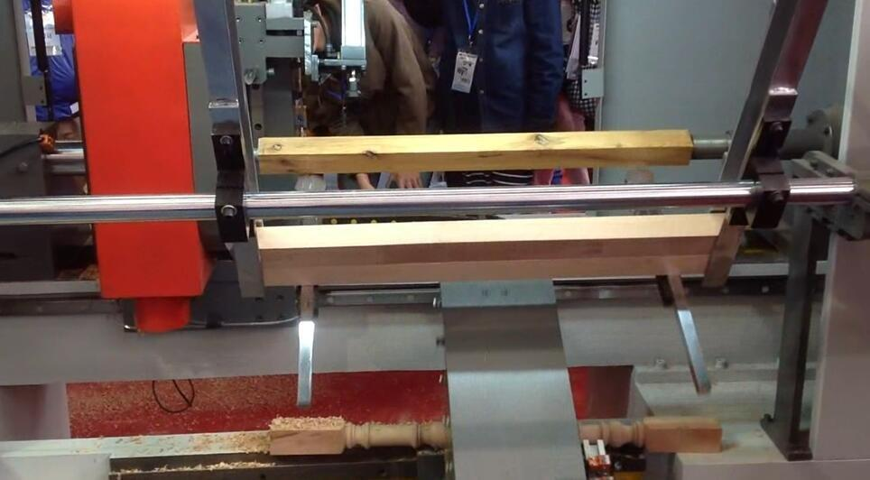 Gewinn top-brand cnc lathe for wood working-1
