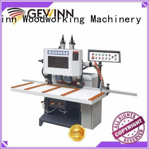 Gewinn free sample wood boring machine for sale