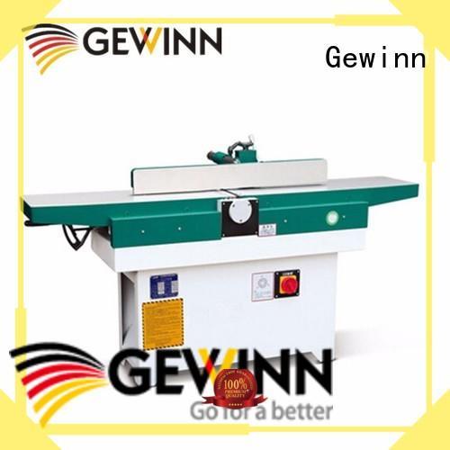 Gewinn large wood planer machine for sale heavy