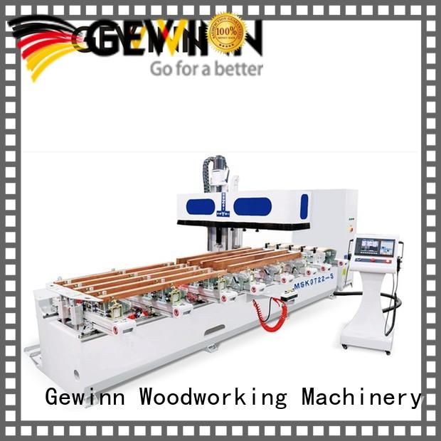Gewinn double ended tenoning machine mortise for cnc tenoning