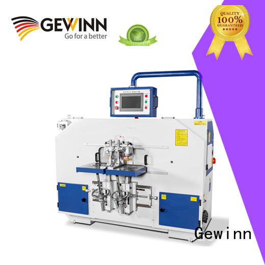 Gewinn mortise and tenon machine rotary for woodworking