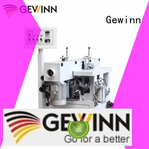 Gewinn cost-efficient sanding machine price table for wood cutting