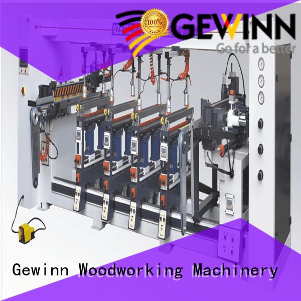 woodworking Custom line chinese boring machine Gewinn panel