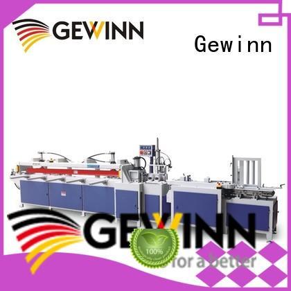 Gewinn Brand semiautomatic finger joint machine finger factory