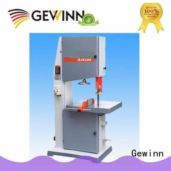 Gewinn factory price vertical metal bandsaw for sale machine for wood working