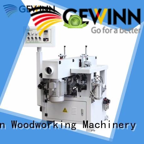 Gewinn wooden sanding machine price table