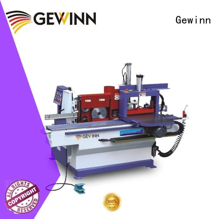 Gewinn machine finger joint machine clamp for wood
